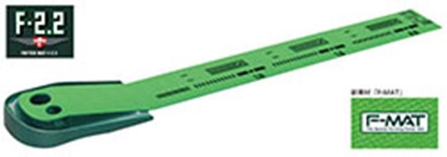タバタから新素材採用のパターマット