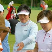 「調子がいいと、まだまだゴルフをやりたくなっちゃう!」と話す高。やっぱりゴルフが大好きなのだ。 高又順(コウ・ウスン)