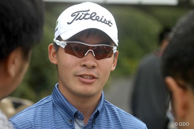 2014年 BMW PGA選手権 事前 BMW PGA選手権 日本勢としては10年ぶりの出場が決まった川村昌弘(2013年WGC HSBCチャンピオンズ出場時)