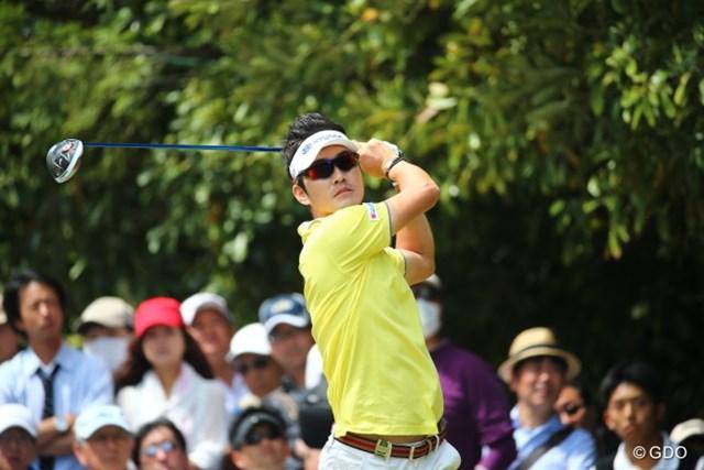 今週のパーキープ率はナンバー1。安定感あるゴルフで和合を制したキム・ヒョンソン