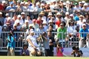 2014年 ワールドレディスサロンパスカップ 最終日 成田美寿々