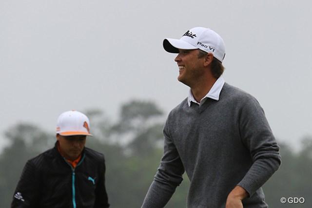 PGAツアー7年目、155試合目となる今年4月の「チューリッヒクラシック」で悲願の初優勝を飾ったM.ジョーンズ