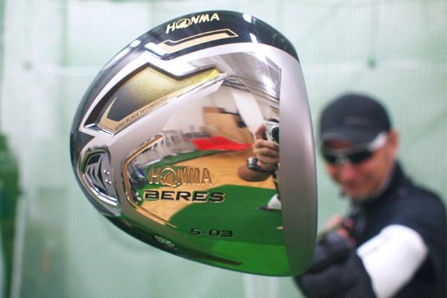 丁寧なものづくり!「本間ゴルフ ベレス S-03 ドライバー」をマーク金井が徹底検証