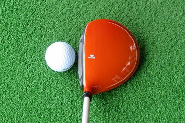 新製品レポート コブラ BiO CELL フェアウェイウッド オレンジのクラウンがなんともオシャレ!