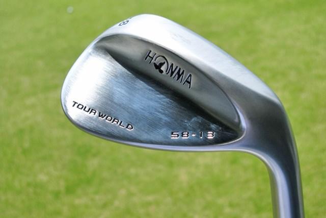 新製品レポート 本間ゴルフ ツアーワールド TW-W これぞ職人技!「本間ゴルフ ツアーワールド TW-W」を試打レポート