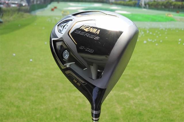 新製品レポート 本間ゴルフ ベレス S-03 ドライバー 本間ゴルフのこだわりが随所に垣間見える「本間ゴルフ ベレス S-03 ドライバー」を試打レポート