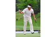 2014年 関西オープンゴルフ選手権競技 初日 白佳和