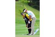2014年 関西オープンゴルフ選手権競技 2日目 河井博大