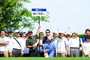 2014年 関西オープンゴルフ選手権競技 3日目 細川和彦