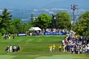 2014年 関西オープンゴルフ選手権競技 3日目 ギャラリー
