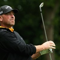 後半に7ストローク伸ばしたトーマス・ビヨーンが2位に5打差のリードを奪った(Andrew Redington/Getty Images) 2014年 BMW PGA選手権 3日目 トーマス・ビヨーン