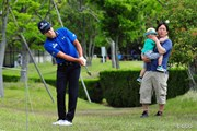 2014年 関西オープンゴルフ選手権競技 最終日 キム・キョンテ