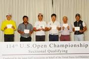 2014年 全米オープン 事前 全米オープン出場権獲得者