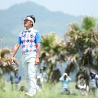 昨日のゴルフがあると今日は悔しい一日だったんだろうな。 2014年 ~全英への道~ミズノオープン 3日目 上田諭尉