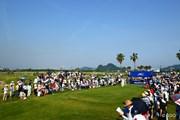 2014年 ~全英への道~ミズノオープン 最終日 ギャラリー