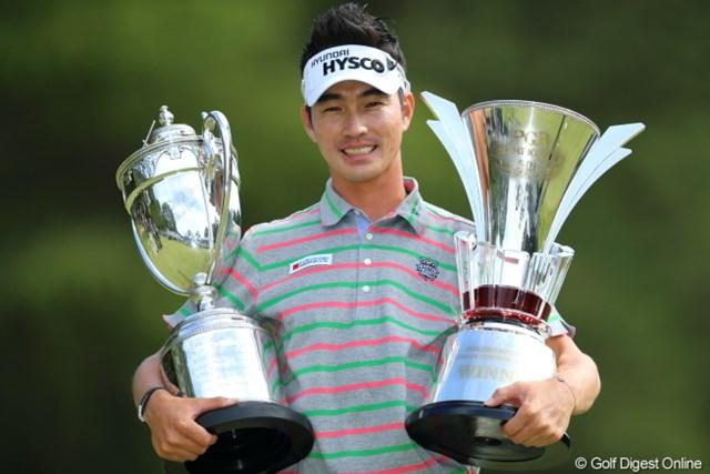 2014年 日本プロゴルフ選手権大会 日清カップヌードル杯 事前 キム・ヒョンソン 昨年は9打差を逆転したキム・ヒョンソン。米国から戻っての参戦となる