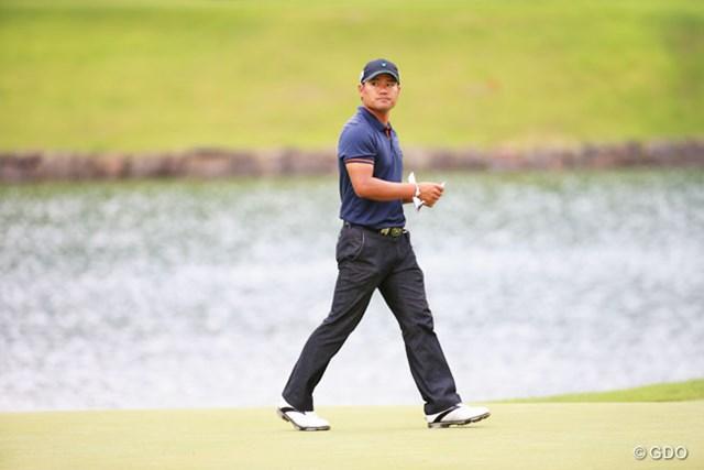 2014年 日本プロゴルフ選手権大会 日清カップヌードル杯 初日 宮里優作 宮里一家でアメリカ行きにが決まるかな