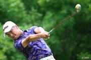 2014年 日本プロゴルフ選手権大会 日清カップヌードル杯 初日 井上忠久