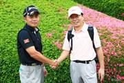 2014年 日本プロゴルフ選手権大会 日清カップヌードル杯 2日目 北村晃一