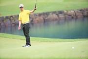 2014年 日本プロゴルフ選手権大会 日清カップヌードル杯 3日目 キム・ヒョンテ