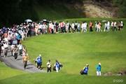 2014年 日本プロゴルフ選手権大会 日清カップヌードル杯 3日目 ギャラリー