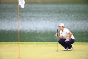 2014年 日本プロゴルフ選手権大会 日清カップヌードル杯 3日目 イ・キョンフン