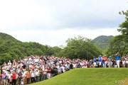 2014年 日本プロゴルフ選手権大会 日清カップヌードル杯 最終日 最終組