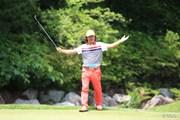 2014年 日本プロゴルフ選手権大会 日清カップヌードル杯 最終日 チェ・ホソン