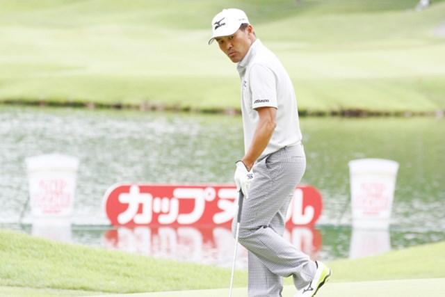 2014年 日本プロゴルフ選手権大会 日清カップヌードル杯 最終日 手嶋多一 プロNo.1となった手嶋多一は「80%の猿」になりたい!?
