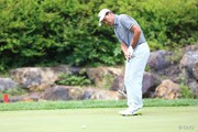 2014年 日本プロゴルフ選手権大会 日清カップヌードル杯 最終日 手嶋多一