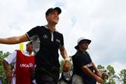 2014年 全米オープン 2日目 マーティン・カイマー
