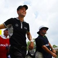 通算10アンダーに伸ばし、独走態勢に入ったカイマー 2014年 全米オープン 2日目 マーティン・カイマー
