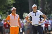 2014年 全米オープン 最終日 リッキー・ファウラー&マーティン・カイマー