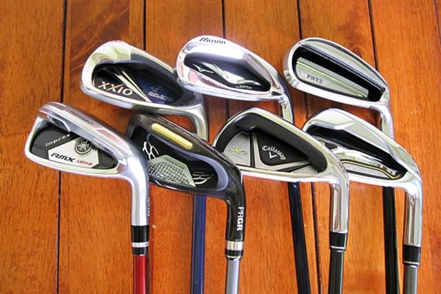 """アマチュアゴルファーにとって最大の武器になる""""飛距離""""!最新の飛び系アイアンを打ち比べてみた。"""