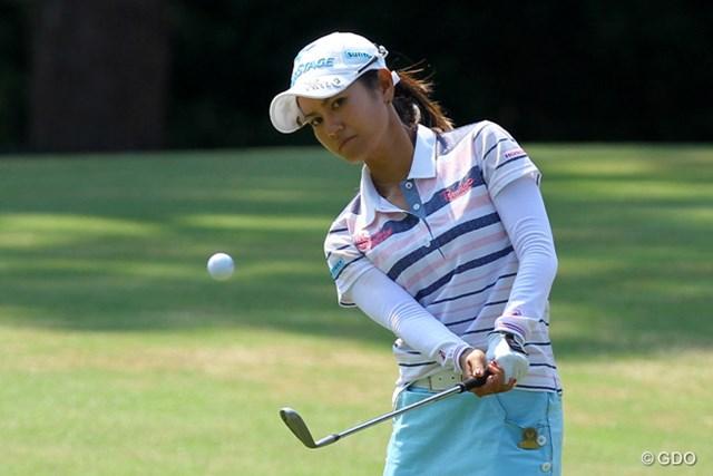 2014年 全米女子オープン 事前 宮里藍 勝負はショートゲーム。宮里藍は29歳で10度目の全米女子オープンに挑む