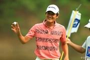 2014年 日本ゴルフツアー選手権 森ビルカップ Shishido Hills 3日目 チャン・ドンキュ