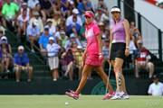 2014年 全米女子オープン 3日目 トンプソン&ウィ