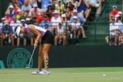 2014年 全米女子オープン 3日目 ミシェル・ウィ