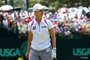 2014年 全米女子オープン 3日目 カリー・ウェブ