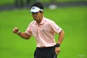 2014年 日本ゴルフツアー選手権 森ビルカップ Shishido Hills 最終日 竹谷佳孝