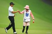 2014年 日本ゴルフツアー選手権 森ビルカップ Shishido Hills 最終日 イ・サンヒ