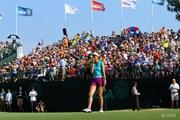 2014年 全米女子オープン 最終日 ミッシェル・ウィ