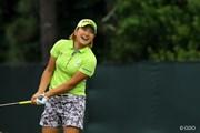 2014年 全米女子オープン 最終日 成田美寿々