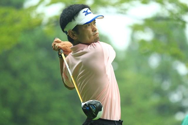 竹谷佳孝が、メジャーの舞台でツアー初優勝を果たした