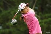 2014年 日本女子アマチュアゴルフ選手権競技 2日目 橋本千里