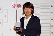 2014年 日本女子アマチュアゴルフ選手権競技 3日目 権藤可恋