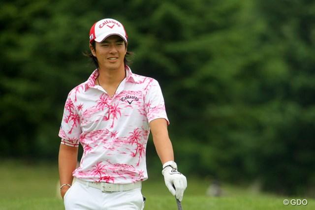 メジャーシーズン真っ只中の米ツアーを離れ、日本で腕を磨く石川の選択は吉と出るか?