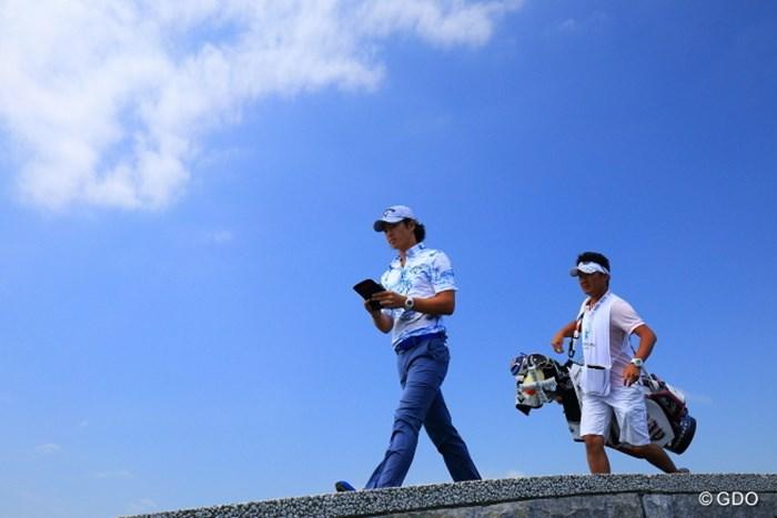 あがりバーディラッシュで決めた遼さま。 2014年 長嶋茂雄 INVITATIONAL セガサミーカップゴルフトーナメント 3日目 石川遼