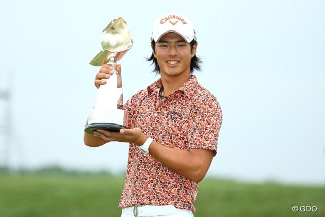 劇的な逆転優勝で石川遼が2シーズンぶりの通算11勝目を手にした