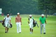 2014年 長嶋茂雄 INVITATIONAL セガサミーカップゴルフトーナメント 最終日 石川遼 小田孔明